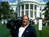 Gonzalo Accame at the White House
