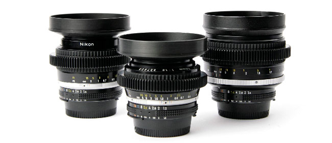 Visual Edge Nikon Prime Lenses