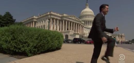 Stephen Colbert Dancing to Daft Punk's Get Lucky