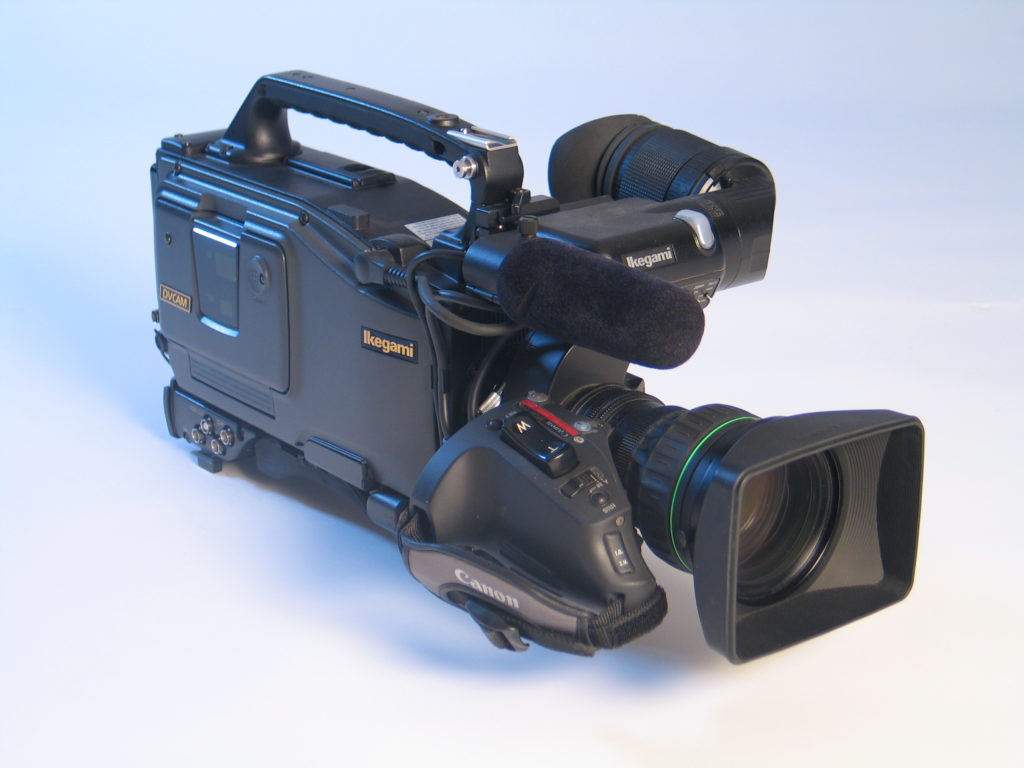 Visual Edge Ikegami HL-DV7W