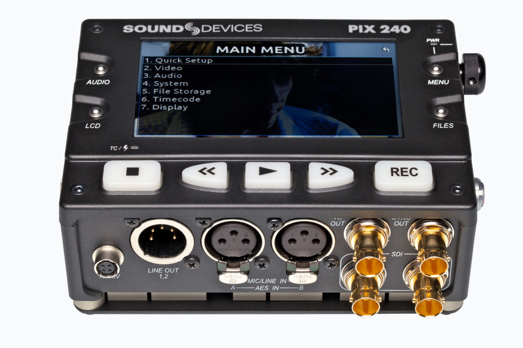 Sound Devices PIX240 - Visual Edge