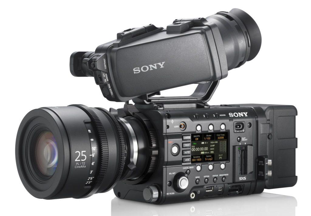 Sony-PMW-F5-4K