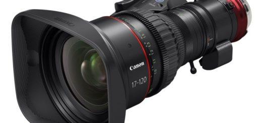Canon Cine-Servo 17-120mm