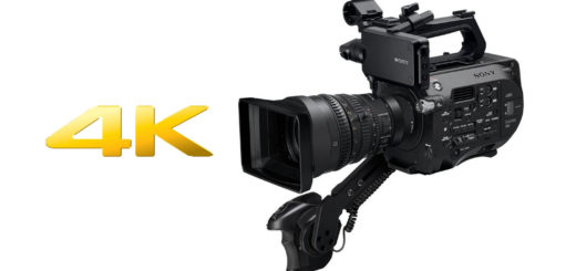 Sony FS7 - Visual Edge