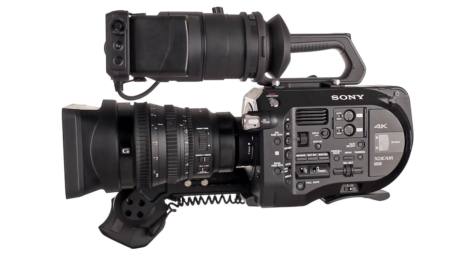 Sony FS7 - Visual Edge