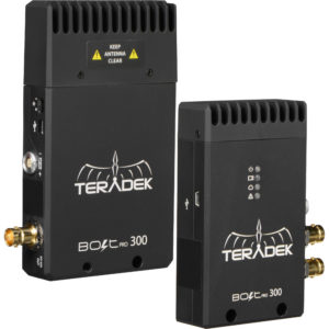 Wireless Video - Teradek Bolt